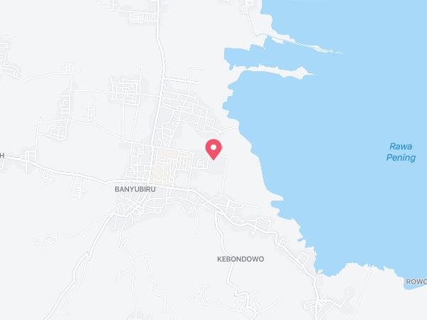 Denah Peta Alamat Pusdik Binmas Polri,Banyubiru Semarang