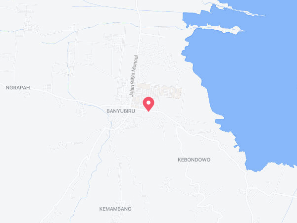 Denah Peta Alamat Kampung Rawa Ambarawa