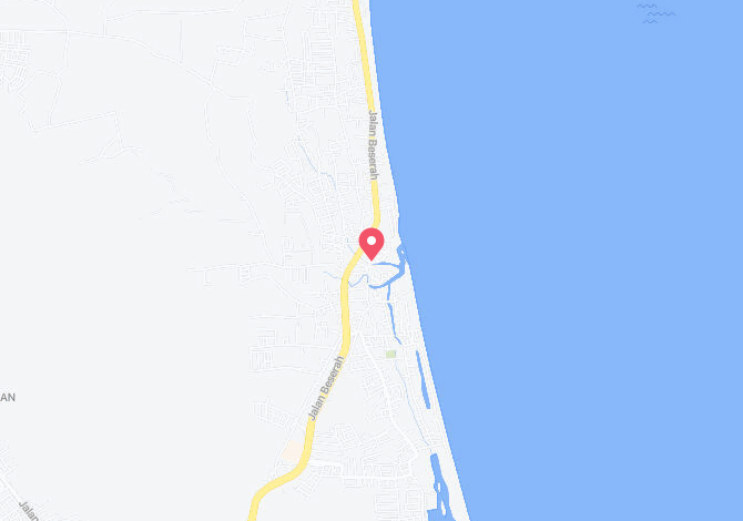 Denah Peta Alamat Kampung Tuan Kuantan Pahang