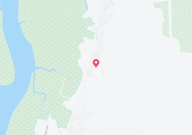 Denah Peta Alamat Kampung Kelubong Trong Perak
