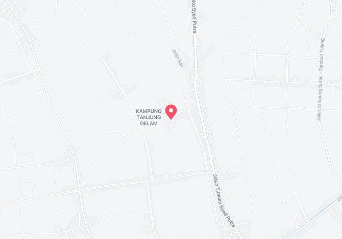 Denah Peta Alamat Kampung Kenangan Simpang Ampat Perlis