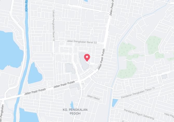Secret Recipe Aeon Station 18 Alamat Map Direction Coordinate